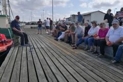 Dansk Søredningstjenestes afdelingsleder i Løgstør, fortæller om tjenesten