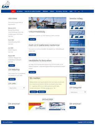 To hjemmesider er bliver til Een